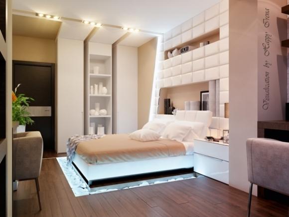 современная спальня фото дизайн