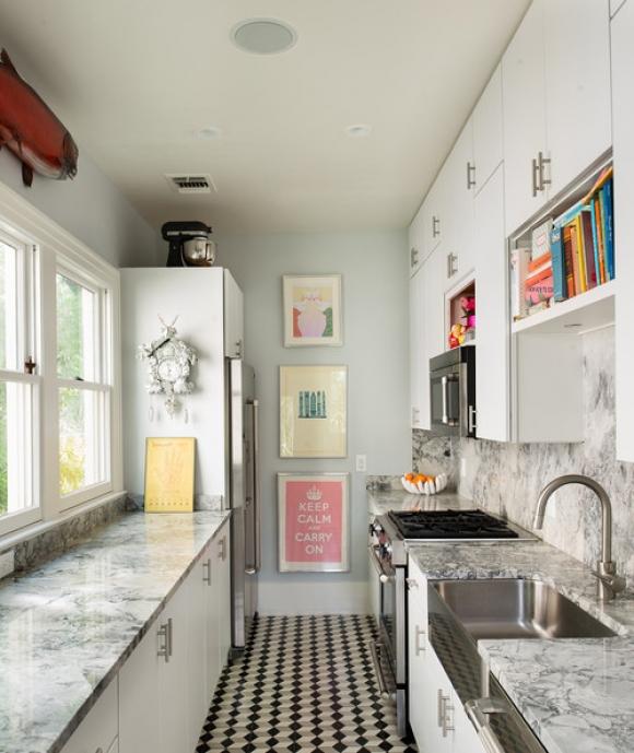 แบบห้องครัวสไตล์ยอดนิยม เข้ากับยุคสมัยใหม่น่าใช้แต่งครัวที่สุด