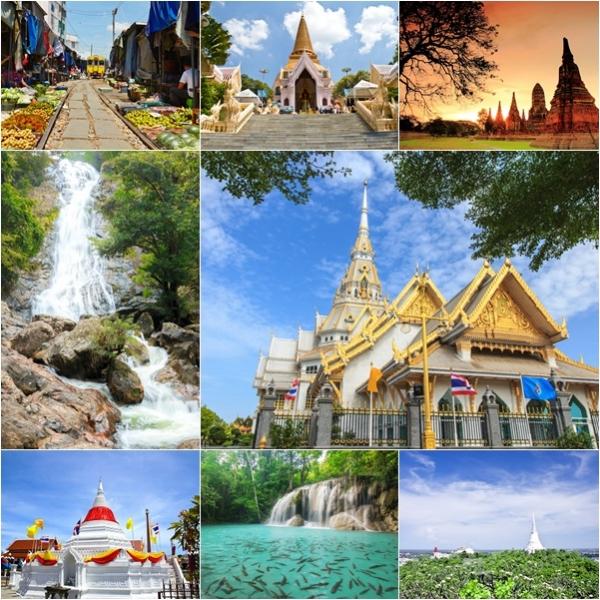 10 ที่เที่ยวใกล้กรุงเทพฯ ปีใหม่ 2559 เหมาะกับคนที่ไม่อยากเดินทางไป