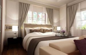 เรื่องของการจัดเตียงนอน ที่หลายๆ คนไม่รู้ว่ามีหลักการจัดตามฮวงจุ้ยด้วยเหมือนกัน