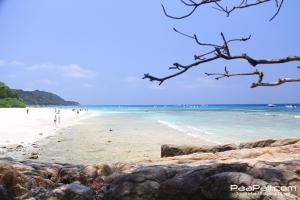"""""""เกาะตาชัย"""" เกาะเล็กๆที่สวยงามคงความเป็นธรรมชาติ แห่งท้องทะเลอันดามัน"""