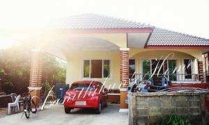 สร้างบ้านชั้นเดียวราคาไม่เกิน 6 แสนบาท ทำบ้านหลังใหม่บนที่ดินเดิม ฉบับช่างสร้างบ้านตัวเอง