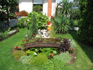 จัดสวนในบ้านให้มีฮวงจุ้ยที่ดี รับพลังด้านดีเสริมความเป็นมงคลมากขึ้น