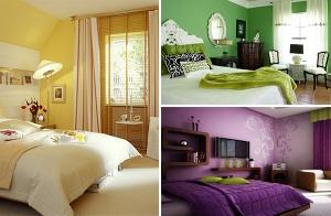 เลือกตกแต่งห้องนอนด้วยสีสันต่าง ๆ ที่ทำให้หลับสบาย ตื่นนอนในตอนเช้าความสุขมากขึ้น