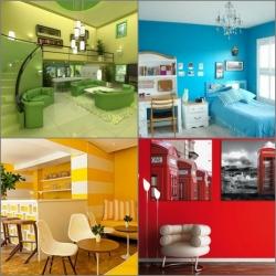เลือกสีบ้านให้เสริมดวงคนในบ้าน ให้รุ่งเรืองมากขึ้น