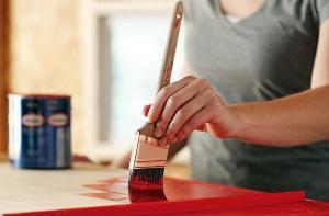 วิธีทาสีเฟอร์นิเจอร์ในบ้าน ทาซ่อมสีให้สวยเหมือนของใหม่ ทำแบบถูกต้องเหมือนช่างมาเอง