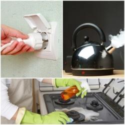 11 วิธีปรับเปลี่ยนห้องครัวให้ใช้งานอย่างปลอดภัย สำหรับคุณแม่ที่ชอบทำอาหาร