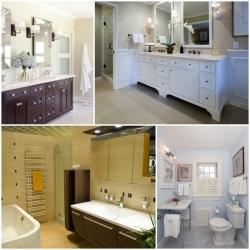 4 ปัญหาการจัดห้องน้ำ ให้พื้นที่เก็บของเพียงพอ
