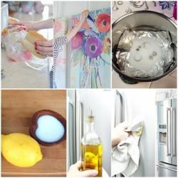 รู้หรือไม่ ? อาหารบางชนิดสามารถทำความสะอาดบ้านให้เนียนกริ๊บได้