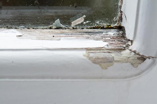 4 ทริคการซ่อมรอยรั่วหน้าต่างกันฝนซีมด้วยตนเอง