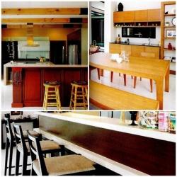 เพิ่มความหรูหราให้กับพื้นที่ในห้องครัวด้วยการตกแต่ง Pantry พื้นที่เตรียมอาหาร