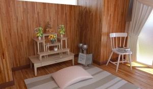 หลักการจัดโต๊ะหมู่บูชาพระในบ้าน จัดอย่างไรให้เหมาะสมและถูกต้องตามจารีต