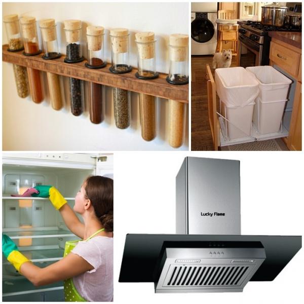 หลักการ 5 วิธีง่ายๆ ให้ครัวของคุณหอมสะอาด หมดกลิ่นไม่พึงประสงค์