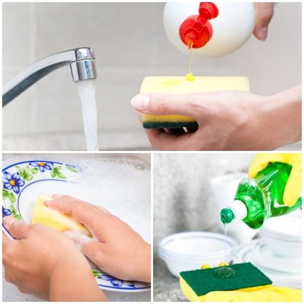 10 สูตรผลิตน้ำยาล้างจานพร้อมขจัดคราบและสะอาดปลอดภัย ไร้มลพิษและสารตกค้าง