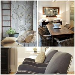 รวมมนต์เสน่ห์ของโต๊ะไม้ และเก้าอี้หวาย พร้อมธรรมชาติที่ลงตัวแบบสุดๆ