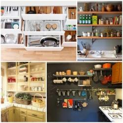 9 หลักการจัดครัวให้เรียบร้อย โดยไม่ง้อตู้หลายใบ