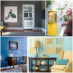 แนะนำไอเดีย 5 สี ทาบ้านยอดนิยมสุดๆ ที่บ้านทุกคนต้องลอง