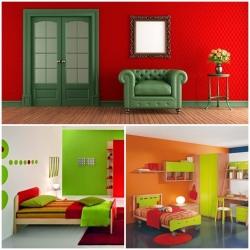 3 ทริคการตกแต่งห้องด้วยสีตรงข้าม สวยแจ่ม ทำให้ห้องดูคึกคัก