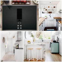 12 วิธีรวบรัดเพิ่มสเปชห้องครัวขนาดเล็ก ที่ใช้งบน้อยแต่ได้ผลเกินคาด