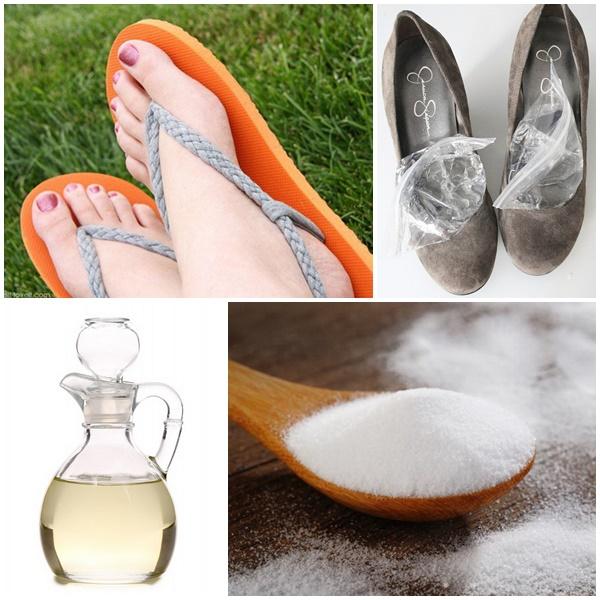 15 ทริกเก๋ๆ ที่สามารถดับกลิ่นรองเท้าอย่าง่ายดาย ก็ไม่ต้องกังวลเรื่องกลิ่นอีกต่อไป