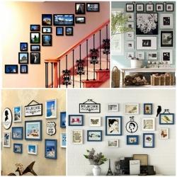 11 รูปแบบกรอบรูป กับการคัดเลือกการตกแต่งแนวบ้านสวยให้ถูกใจ