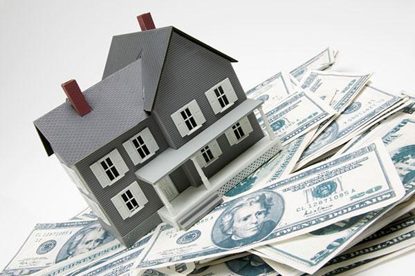 ราคาของบ้านและที่ดิน