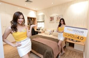 """""""อินเด็กซ์ฯ"""" ปักธงปี 60  ส่ง """"ยูนีค"""" (YOUNIQUE) เทคโนโลยีบิวท์อินอัจฉริยะ 4.0 ครั้งแรกในไทย เปิดเกมส์รุกเจาะตลาดบิวท์อินรูปแบบใหม่ ตอกย้ำแชมป์คุณภาพเบอร์ 1 ธุรกิจเฟอร์ฯ (มีคลิป)"""