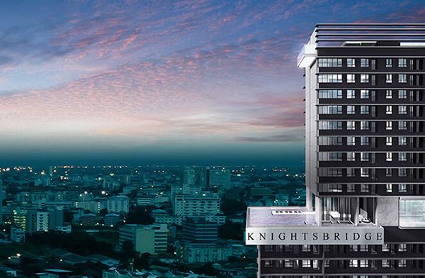 ออริจิ้น เปิดตัว Knightsbridge Prime Onnut 16-17 กันยายน 2560 ราคาเริ่มต้น 2.69 ล้านบาท*