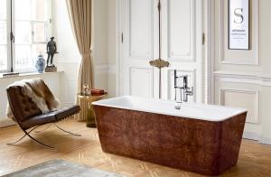 """SQUARO PRESTIGE: Exceptional, Exquisite, Elegant""  เพื่อความเป็นสุดของอ่างอาบน้ำจาก ""วิลเลรอย แอนด์บอค"""