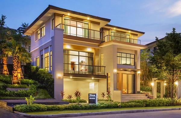 เดอะ ปาล์ม กะทู้-ป่าตอง(จ.ภูเก็ต) บ้านเดี่ยว Modern Luxury Style ล้อมด้วยธรรมชาติ คลับเฮ้าส์วิวทะเลสาบ เริ่ม 8-15 ล้าน*