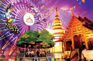 """ณุศาศิริ เตรียมเปิด """"Legend Siam"""" สวนสนุกเชิงวัฒนธรรมแห่งแรกและแห่งเดียวในประเทศไทย แลนด์มาร์คใหม่เมืองพัทยา"""