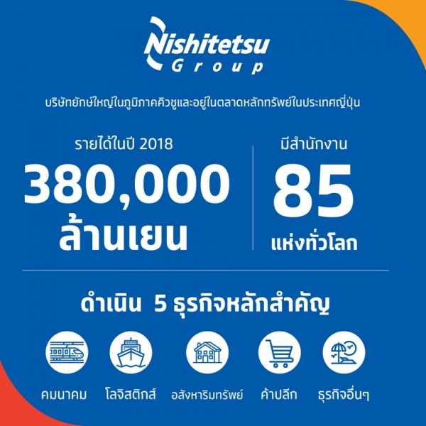 เกี่ยวกับ Nishitetsu Group