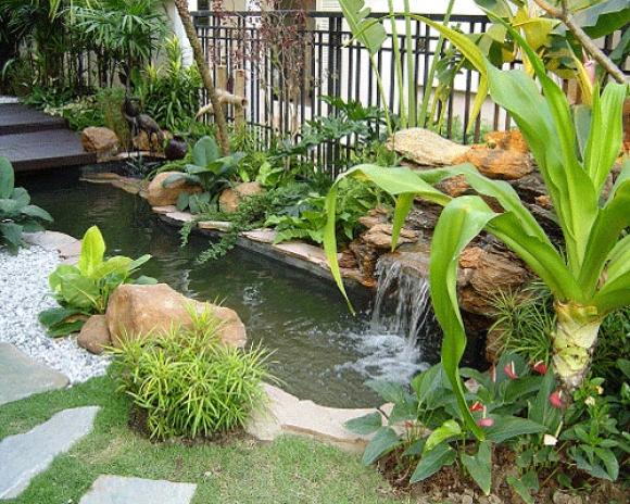 หลักสำคัญของการจัดสวน ตามฮวงจุ้ยที่ดี