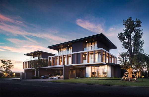 บ้านอิสรสระ บางนา บ้านเดี่ยวระดับ Super Luxury