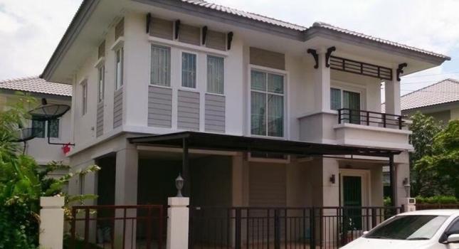 บ้าน ให้เช่า ให้เช่า บ้านเดี่ยว 2 ชั้น หมู่บ้านพฤกษาวิลเลจ19 บางนา กม.10  3 ห้องนอน 2 ห้องน้ำ พื้นที่ใช้สอย 140 ตร.ม.