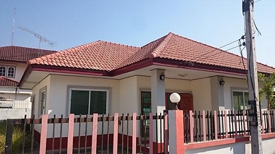บ้านเดี่ยวชั้นเดียวใกล้ท่าอากาศยานนานาชาติอุดรธานี, บ้านช้าง (H1SS-074),  หมากแข้ง, เมืองอุดรธานี, อุดรธานี, 2 ห้องนอน, 108 ตารางเมตร, บ้านเดี่ยว ขาย,  ...