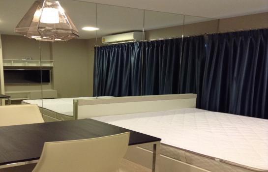 Condolette midst rama9 ให้เช่า 1 ห้องนอน ขนาด 24ตร.ม. ชั้น 15 ราคา 13,000 บาท/เดือน