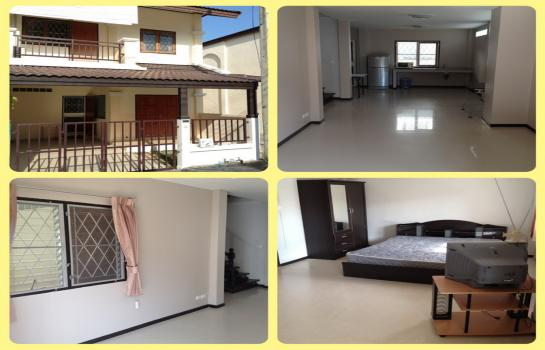 ��ҹ������� ����¡��¾�� House for rent near Boat lagoon 9,500 baht/month