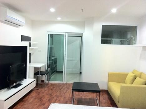 Bangkok Horizon Ramkhamhaeng 60 fully Furnished Studio 17 fl. for Rent/Sale