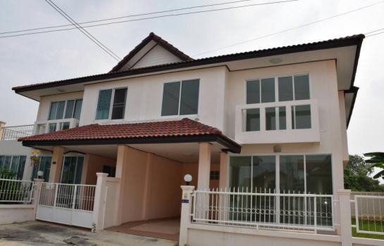 ขายบ้านแฝดโครงการนารีนคร12 ราคา2.75ล้านบ้าน สามารถยื่นกู้ได้100%