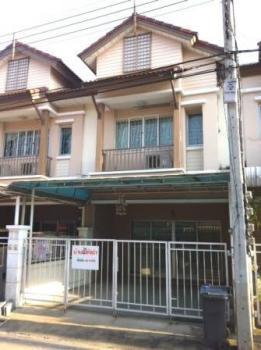 ทาวน์โฮมตกแต่งพร้อมอยู่ ให้เช่า!!! บ้านทาวน์โฮม 2 ชั้น พร้อมเข้าอยู่ โครงการ The Northern Town รังสิต บนถนนพหลโยธิน รถไม่ติด เหมาะสำหรับทำออฟฟิศและที่พักอาศัย FOR RENT!!! 3 Bedroom House for rent (The northern town at Rangsit). Good location and very close to tollways.
