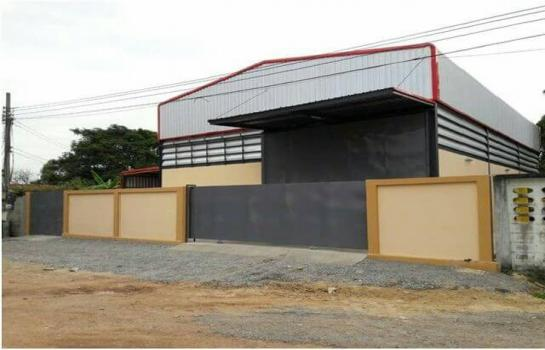 โรงงาน  โกดังใหม่ให้เช่าคลังสินค้าให้เช่าบางบอน5 โกดังใหม่ให้เช่า คลังสินค้าให้เช่า บางบอน5 ซอย 10 ขนาด 220 ตรม. บนพื้นที่ 100 ตารางวา โกดังสร้างใหม่ พร้อมให้เช่า ทำเลดีมาก
