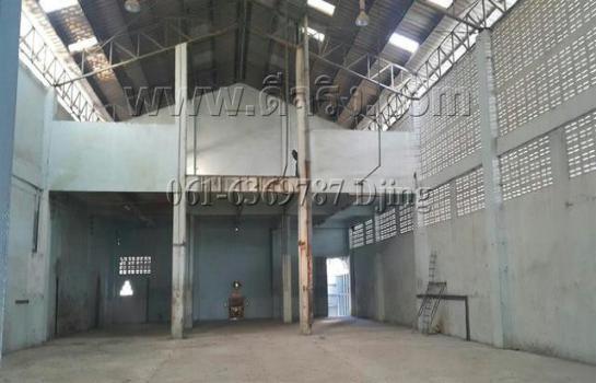 D72ให้เช่าโกดังโรงงาน ขนาด1ไร่2000ตรม.ถนน D72 ให้เช่า โกดัง โรงงาน ขนาด 1ไร่ 2000 ตรม.ถนนสายไทรน้อย บางบัวทอง Tel.061 6369787