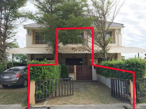 4A7MG0270 ให้เช่าทาวน์โฮมสองชั้น 2 ห้องนอน 2 ห้องน้ำ ไม่ไกลจาก โรงพยาบาลกรุงเทพระยอง ราคา 8,000 บาท/เดือน