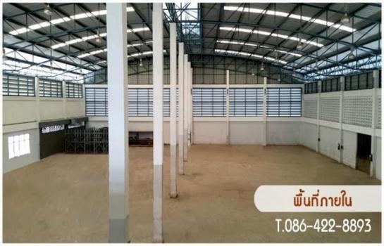 F0708FactoryForrentให้เช่าโรงงาน พื้นที่ก F 0708 Factory For rent ให้เช่าโรงงานพื้นที่กว้างขวาง พื้นที่ 2600 ตรม. สามารถทำเป็นโรงงานเพื่อประกอบการ คลังสินค้า อ. เมือง จ.ปทุมธานี ระบายอากาศได้ดี หลังคาสูง ทางเข้าออกสะดวก