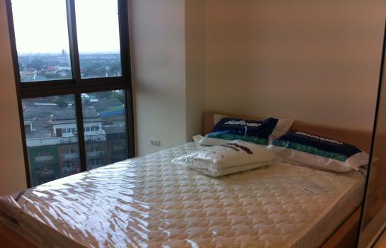 ขายคอนโด พร้อมอยู่ ให้เช่า/For Rent Condo Ideo Mix Sukhumvit 103 (ไอดีโอ มิกซ์ สุขุมวิท 103) 1นอน 30.83 ตร.ม ชั้น11 ตึกB แต่งครบ พร้อมอยู่