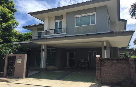 บ้านพร้อมอยู่ ขายด่วนมาก !!! บ้านเดี่ยวริมทะเลสาบเมืองทองธานี(The Plant Chaengwattana) สุดยอดทำเล! บ้านใหญ่สุด ไซส์ iPremium ขายขาดทุน! ขายถูกที่สุดในโครงการ!  สภาพใหม่พร้อมเข้าอยู่