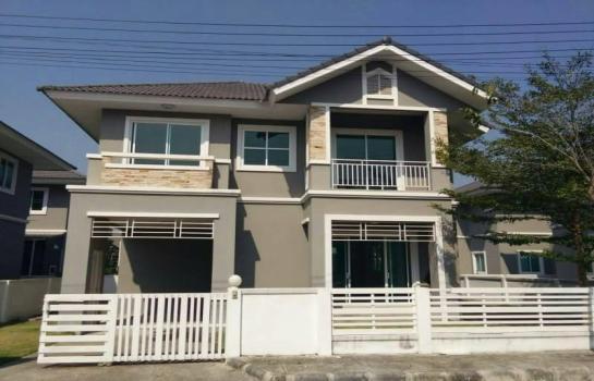 #HJD1466  #ขายบ้านสร้างใหม่ในโครงการ  หมู่บ้านกรีนวิวโฮม  สันทราย เชียงใหม่