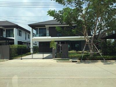 Manthana Bangna km7 RENT  บ้านเดี่ยวมัณฑนา บางนา กม7. เช่า