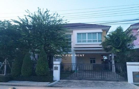 ไลฟ์ บางกอก บูเลอวาร์ด วงแหวน อ่อนนุช บ้านเดี่ยว ให้เช่า  Life Bangkok Boulevard Wongwaen-Onnut